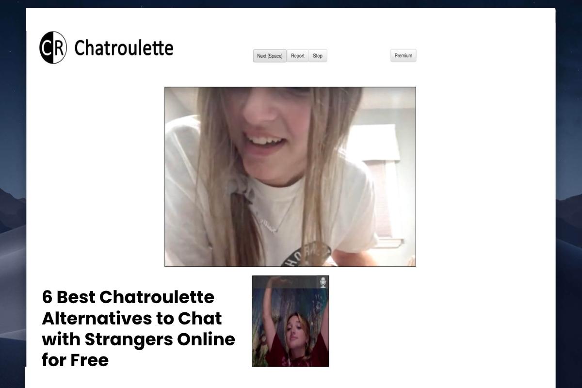 Best chatroulette 20 Top 25