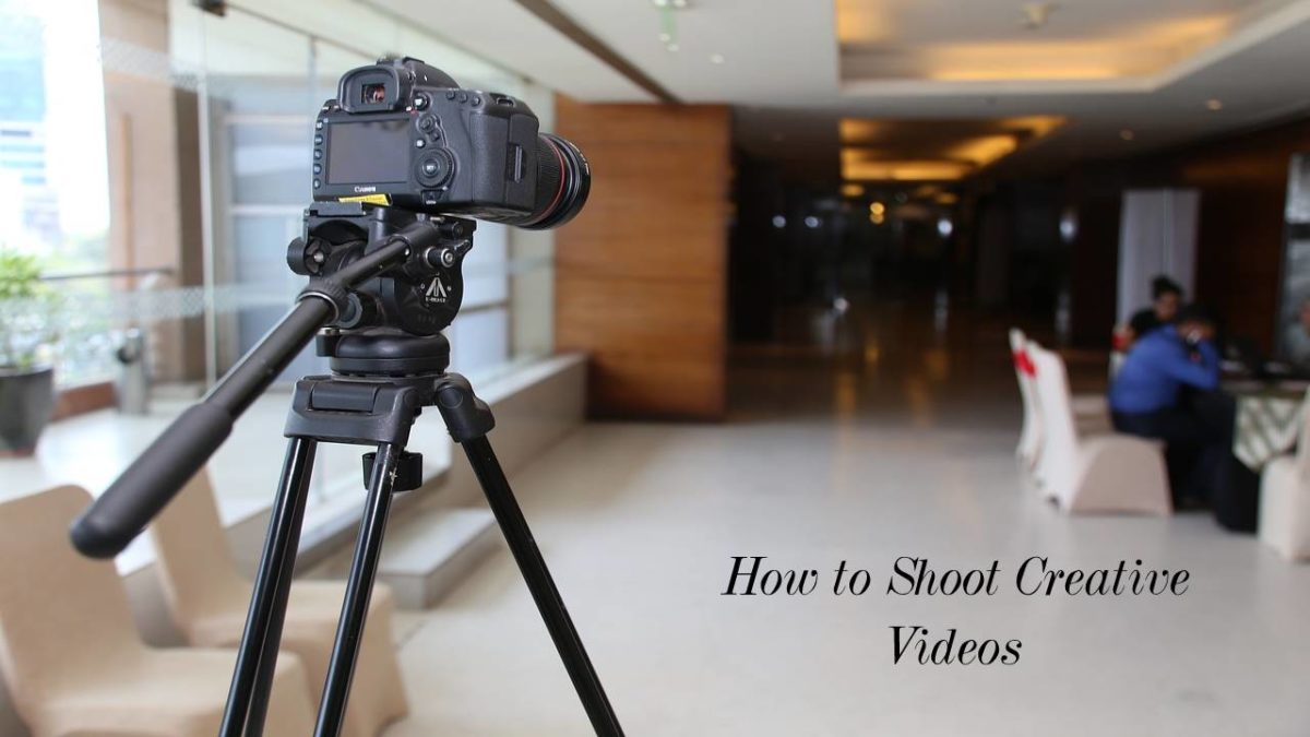 How to Shoot Creative Videos in Your Own Home