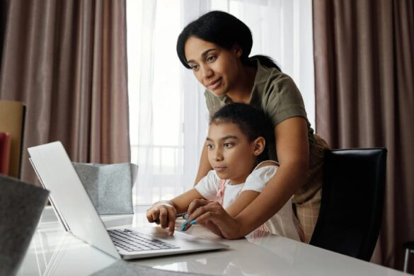 How Can I Teach My Child About Internet Safety