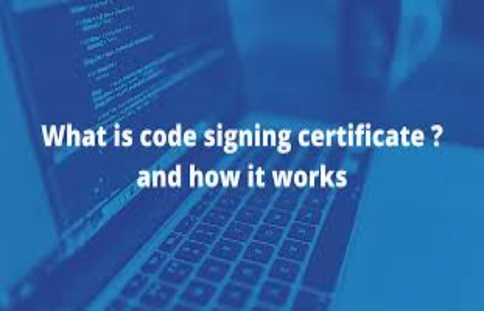 Understanding a Code Signing Certificate