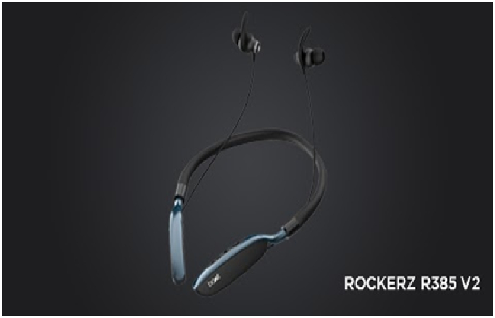 boAt Rockerz 385v2 - Wireless Headphones With A Mic