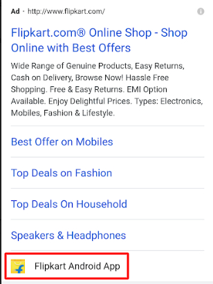 App Extensions - Types of Google Ads Ad Extensions Every Business Should Know About