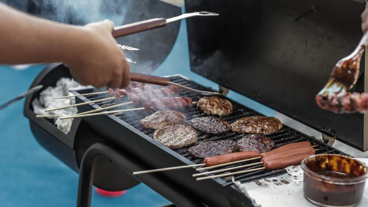 Benefits of Cooking in A Portable Charcoal Grill