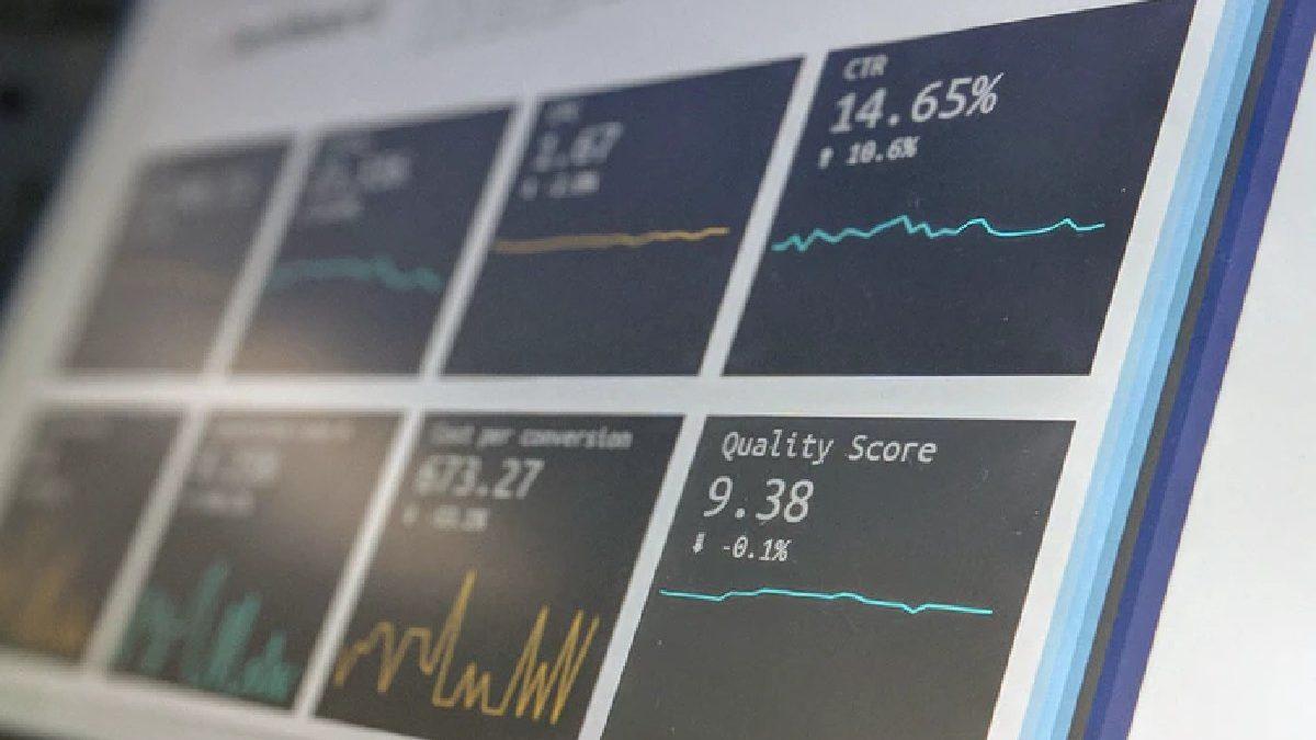 Project status dashboard